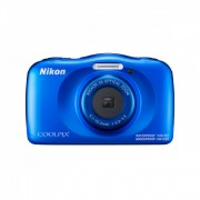 Nikon Coolpix W150 Digital Camera - Blue