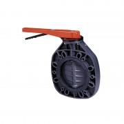 Válvula de mariposa PVC Cepex Serie Classic FPM - Ø 125-140
