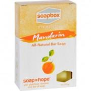 SoapBox Bar Soap - Elements - Mandarin - 5 oz