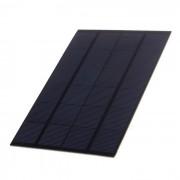 cargador solar sunwalk 4W 5V salida USB para los telefonos moviles monocristalino