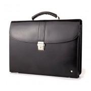 Leather Briefcase B-826DW
