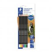 Set creioane colorate permanente STAEDTLER 10820, 6 buc/set