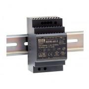 DIN sínre szerelhető LED tápegység Mean Well HDR-60-12 54W 12V