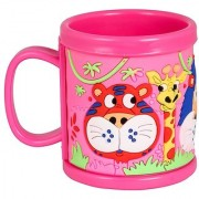 Party Mug/Cup for Kids Children for Milk shake with fancy cartoons New collection for Birthday Return gift