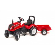 Traktor na pedale Land Master crveni (3081ad)