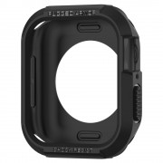 Carcasa Spigen Rugged Armor Apple Watch 4/5/6/SE (40 mm) Black