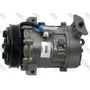 TEAMEC Compresor De Aire Acondicionado OPEL,SAAB 8646025 12759394,12759394
