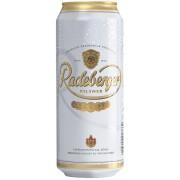 Radeberger Pilsner Doza 0.5L BAX