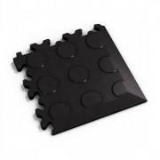 Fortemix Roh k dlažbě Fortelock Industry ECO vzor penízky černá