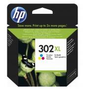 HP 302XL Inktcartridge Tri-color