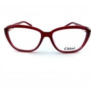 Armazón Chloé CE2632 - Rojo