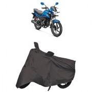 De Autocare Premium Quality Grey Matty Two Wheeler Bike Body Cover For Honda Livo 110