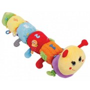 Happy Snail Развивающая игрушка Happy Snail Гусеница Мари