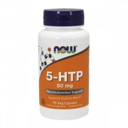 5 Htp 50mg 90 Cápsulas Now Foods