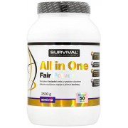 Survival Nutrition All in One Fair Power borůvka 2500g
