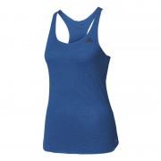 adidas Prime Hardloopshirt zonder mouwen Dames blauw L 2017 Hardloopshirts