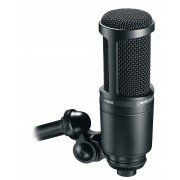 Microfon cu fir Audio Technica At2020