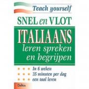 Snel en vlot Italiaans leren spreken en begrijpen