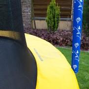 Set trambulina inSPORTline Sun 244cm