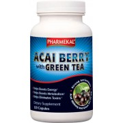Acai Berry With Green Tea (120 kap.)