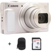 Canon APN CANON SX620 HS Argent et Blanc + Etu