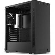 Carcasa Silentium PC Armis AR6, MidTower (Negru)