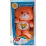 Care Bears 20th Anniversary Collectors Edition Plush Friend Bear (2002)