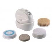 Водоустойчив уред за почистване на тяло Imetec