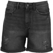 Noisy May NMSmiley Damen Shorts schwarz Gr. XS