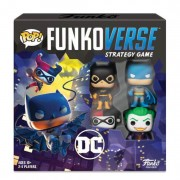 Funkoverse Juego de Mesa Funko Pop! - Funkoverse: DC Comics - Pack Base