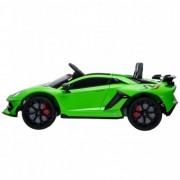 Masinuta electrica copii 3 Ani + Chipolino Lamborghini green