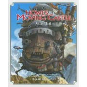 Howl's Moving Castle Picture Book, Hardcover