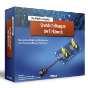 FRANZIS.de (ausgenommen sind Bücher und E-Books) Das Franzis Lernpaket Grundschaltungen der Elektronik