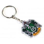 Half Moon Bay Harry Potter - Slytherin Crest Metal Keychain