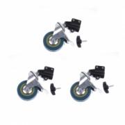 Kast Wheels 22mm - roti stativ 22mm diametru