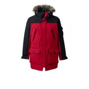 Lands' End Expeditions-Parka für Herren - Rot - 44-46 von Lands' End