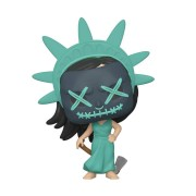 Pop! Vinyl Figura Funko Pop! - Lady Liberty - Election: la noche de las bestias