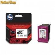 HP F6V24AE (652) szines eredeti tintapatron (1 év garancia)