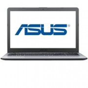 "Лаптоп Asus VivoBook 15 X542UQ-DM129(сив), двуядрен Kaby Lake Intel Core i7-7500U 2.7/3.5GHz, 15.6"" (39.62 cm) Full HD Display & GF 940MX 2GB, (HDMI), 12GB DDR4, 1TB HDD, 1x USB 3.1 Type C, Endless OS, 2.15kg"
