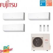 Aer Conditionat MULTISPLIT FUJITSU 2x ASYG09LMCA + ASYG12LMCA Inverter 2x9k+12k BTU/h