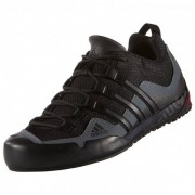 adidas - Terrex Swift Solo - Chaussures d'approche taille 12,5, noir