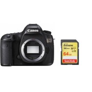 Canon EOS 5DS Body + SanDisk Extreme 64G SD card