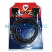 CABLU DIGITAL DVI-DVI 3M KPO3700-3