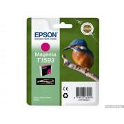 EPSON Magenta Inkjet Cartridge T1593 for Stylus Photo R2000 (C13T15934010)