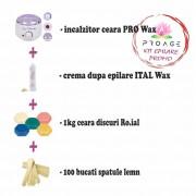 Kit Epilare - PROWax 4