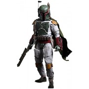 "Hot Toys Star Wars 4 Return of the Jedi Boba Fett 1/4 Quarter Scale 18"" Action Figure"