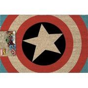 Captain America - Shield Door Mat (Parallel Import)