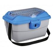 Trixie Transportní box CAPRI Mini 40x22x30cm - modrý