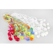 Paper Streamers Multi Colour