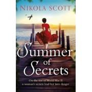 Summer of Secrets, Paperback